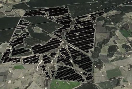 Bulli Creek Solar Farm
